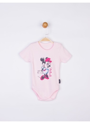 Minnie Mouse  Bebek Body 17201 Yeşil